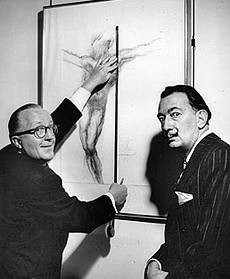 Heydenryk and Salvador Dali